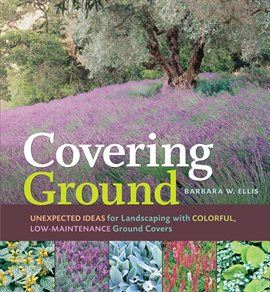 book cover ground cover plants and grasses in different colors